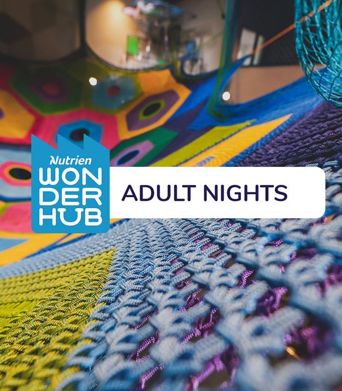 Adult Night - Heist at the Hub