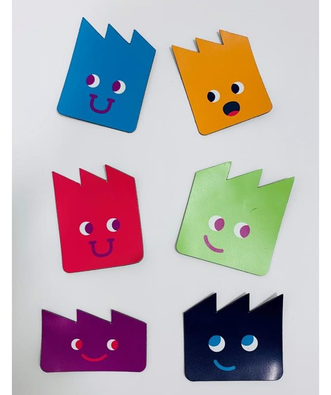 Wondernaut Magnets (Assorted)